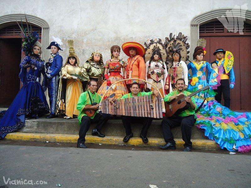 masaya cuna del folklor de nicar
