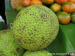 Pan De Fruta