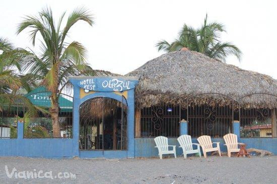 Hostal Restaurante Olazul Leon Nicaragua Vianica Com