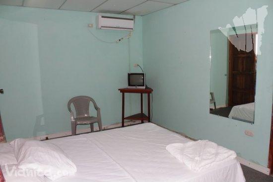Habitaci n matrimonial a c hotel jerusalen nicaragua for Cama unipersonal