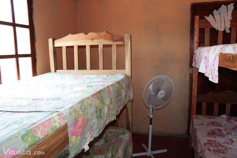 Habitaci n sencilla ramsar lodge nicaragua for Cama unipersonal