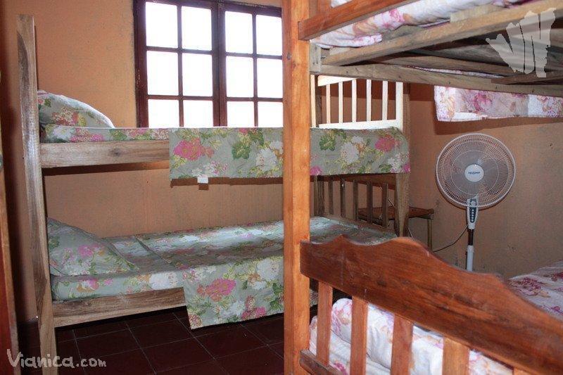 Habitaci n triple ramsar lodge nicaragua for Cama unipersonal