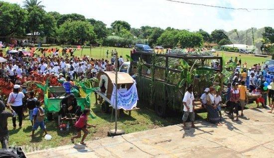 Corn Island Celebra Su Tradicional Fiesta Del Cangrejo