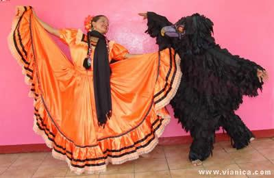 Trajes Folclóricos Nicaragua Vianicacom