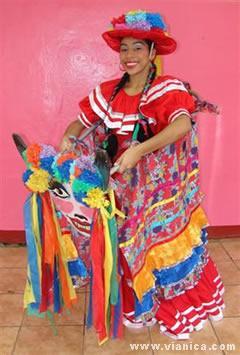 Traditional Costumes Nicaragua Vianica Com